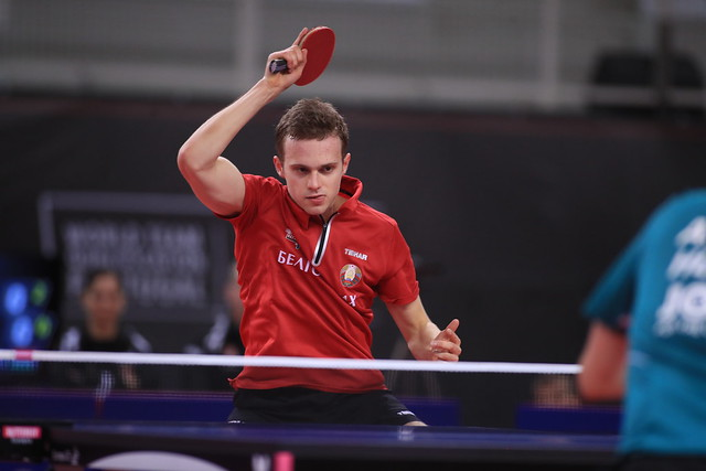 Day 2 - 2020 ITTF World Team Qualification Tournament