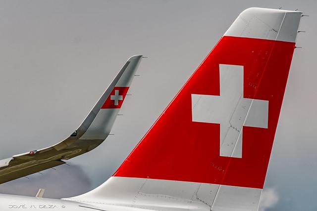 Swiss A321-212 HB-ION