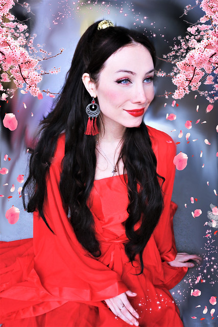 Asian Princess by Sarina Rose