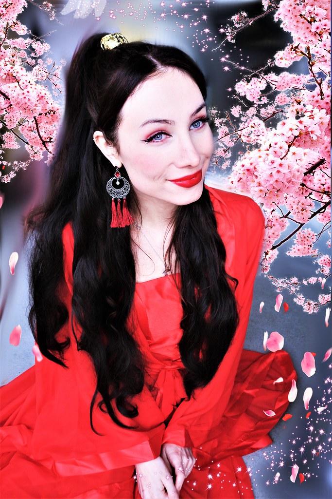 Asian Princess by Sarina Rose