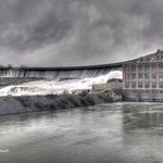 23. Jaanuar 2020 - 14:37 - I was out taking snaps in Great Falls when a storm rolled through town. Made for some great atmosphere at Black Eagle Dam.