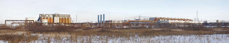 КАМАЗ_Литейный завод