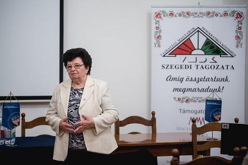 Megemlékezés a délvidéki magyar népirtás 75. évfordulóján