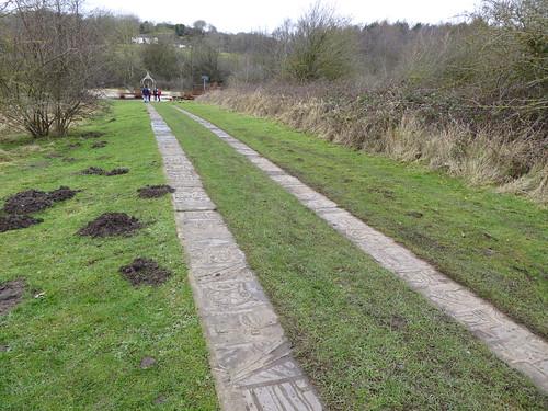 Thomas Telford Memorial Pathway