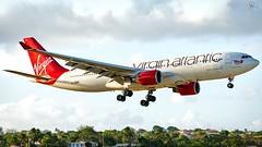 Virgin Atlantic | G-VMNK | Airbus A330-223 | BGI