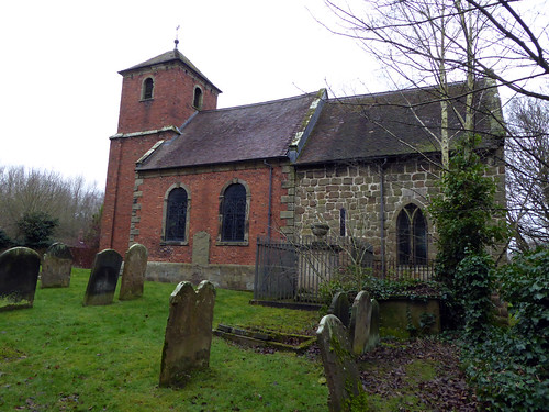 St James' Church, Stirchley