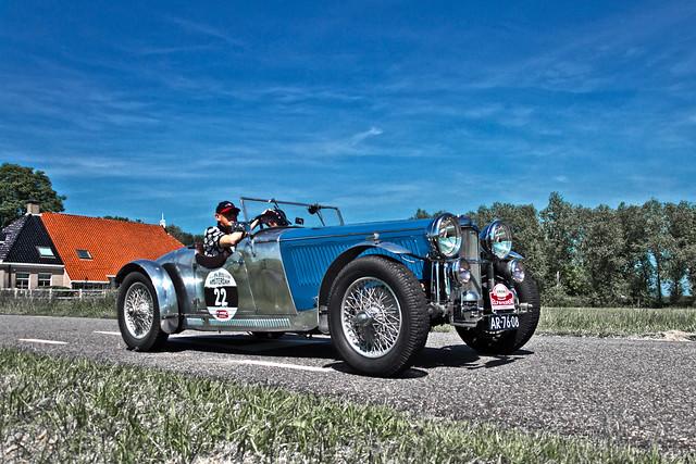 Alvis 4.3-LITER Special 1936 (5589)