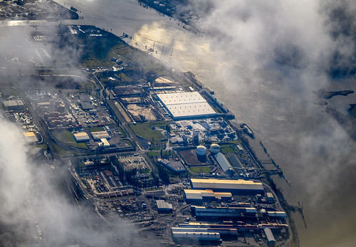january deltaairlines winter takeoff flying industrialpark windowseat portland clouds oregon unitedstatesofamerica