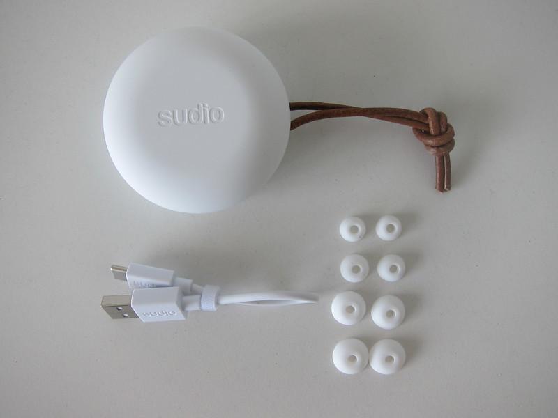 Sudio Fem - Accessories - White