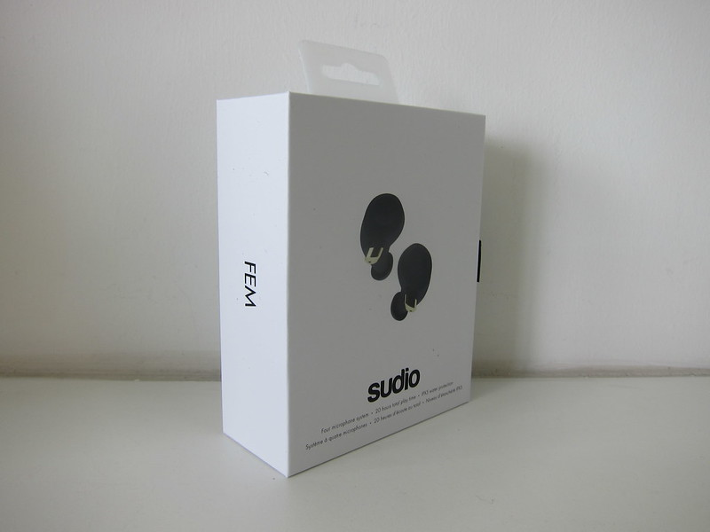 Sudio Fem - Box - Blue