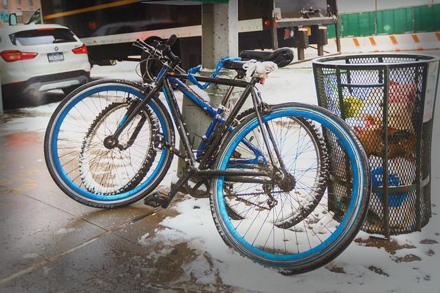Winter Bikes