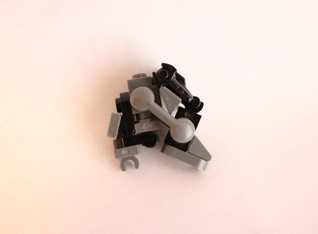 Lego Swan / Duck Head (Robotic / Biomechanical)