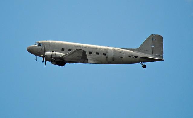 N437GB Atlantic Air Cargo DC-3