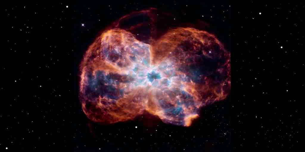 Une supernova aurait détruit un énorme nuage de gaz
