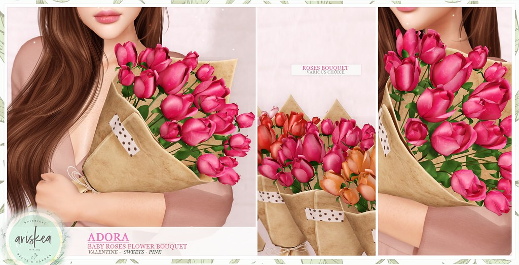 Uber – Adora – Ariskea Flowers Bouquet