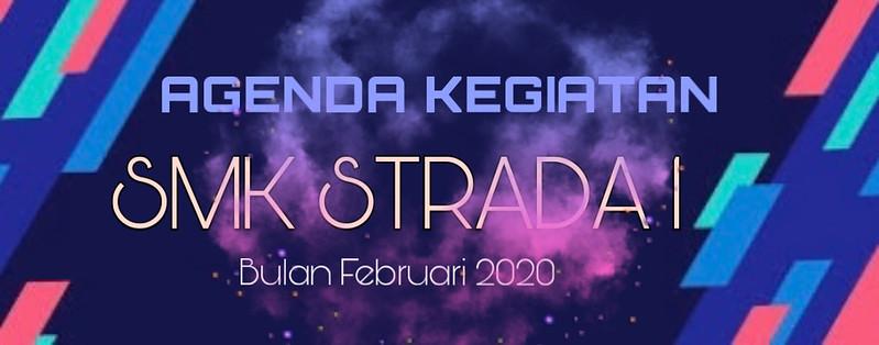 Agenda Sekolah Februari 2020