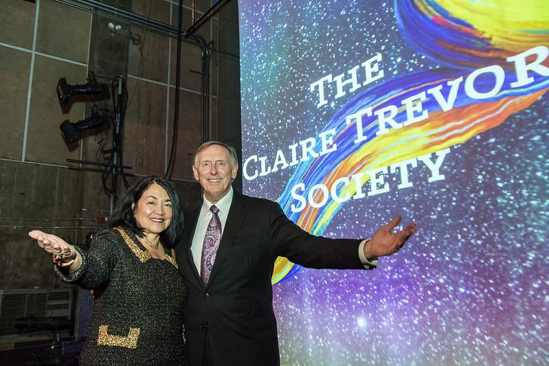 Claire Trevor Society Inaugural Celebration: January 11, 2020