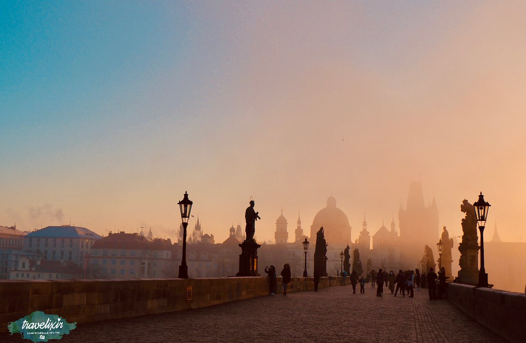 Winter Prague, 2020
