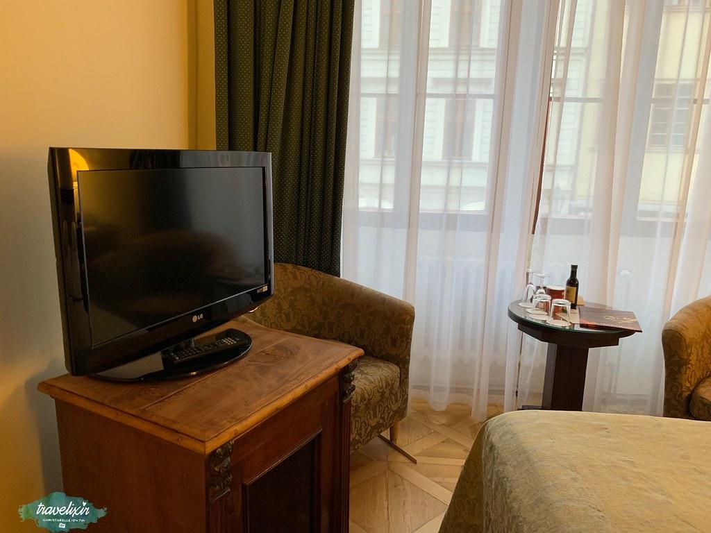The Charles Hotel, Prague