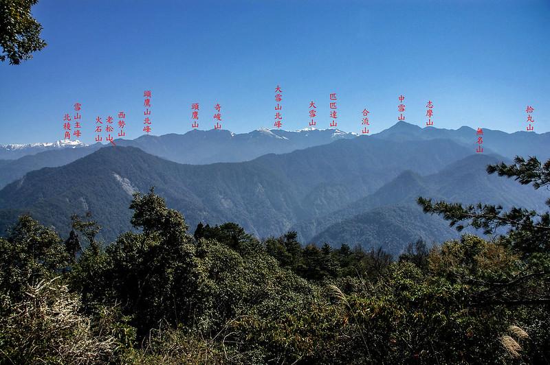 雪山西稜(From 司馬限20.2K) 2