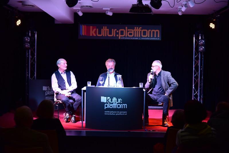ImDialog - Franz Kabelka und Hans Poiger • Ein Chefinspektor wird einvernommen