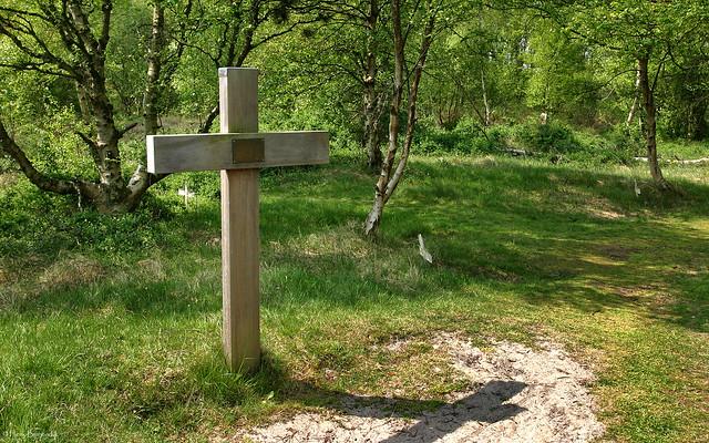 Schiermonnikoog: sailors' graves