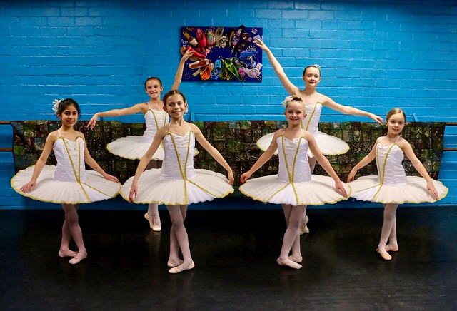 Arizona Ballet Theatre Photoshoot for a Return to The Enchanted Garden