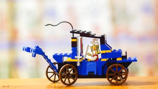 #LEGO - 8011