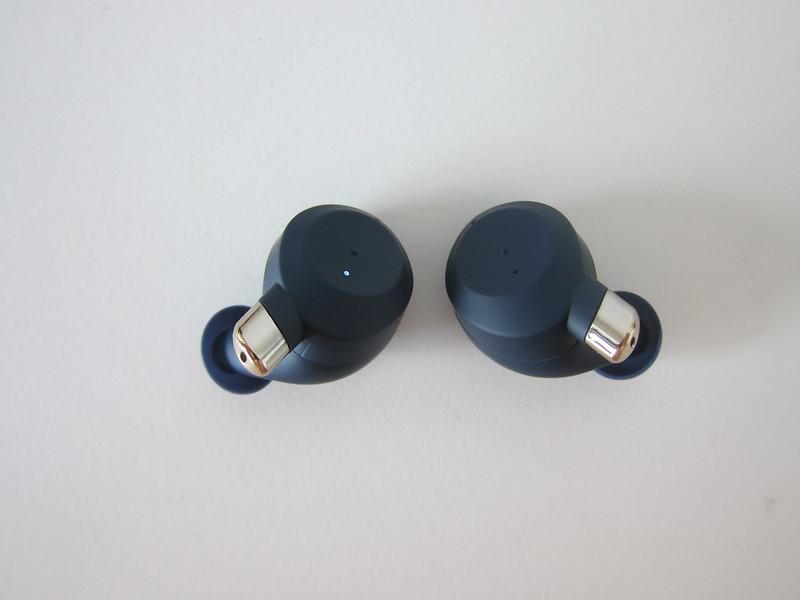 Sudio Fem - Earbuds Front - Blue