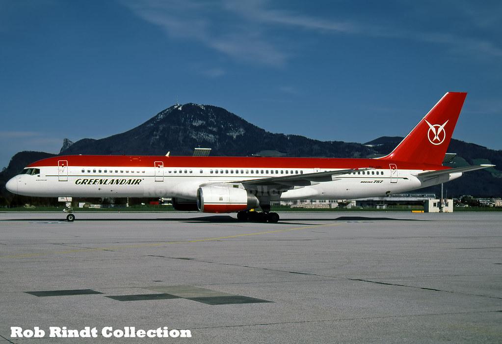 Greenlandair B757-236 OY-GRL