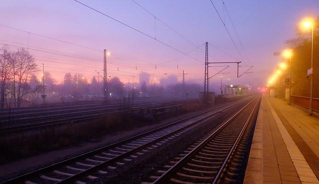 Feldmoching - Early Morning