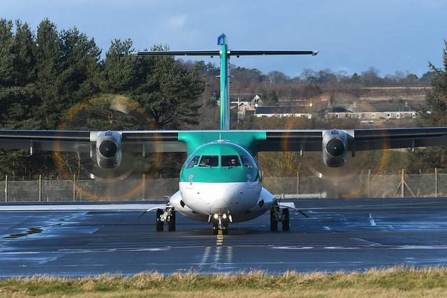 EI-FAV ATR72-600 EGPH 12-01-20