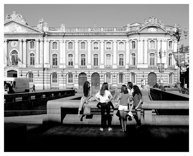 Capitole place - Toulouse