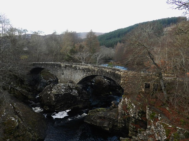 Old Invermoriston Bridge, Invermoriston, Dec 2019