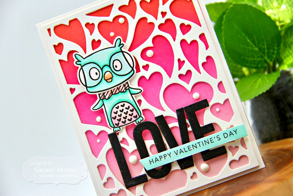Love card closeup3