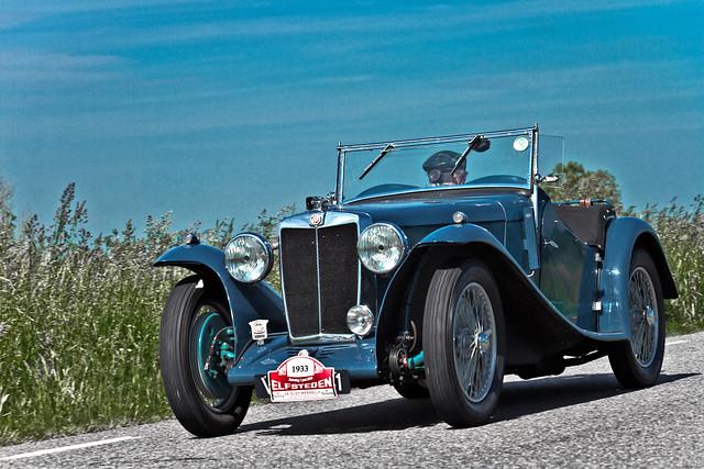 MG K2 Magnette 1933 (6328)