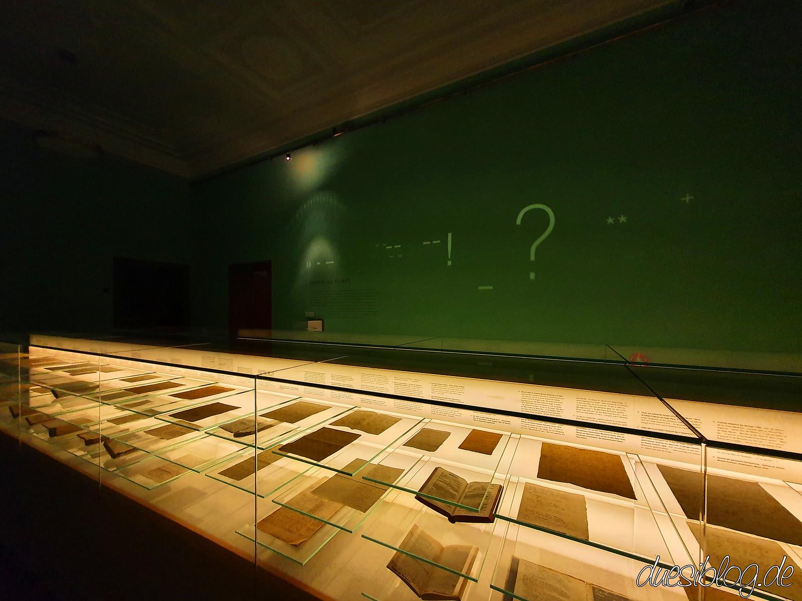 Schiller-Nationalmuseum Literaturmuseum der Moderne Marbach duesiblog 06