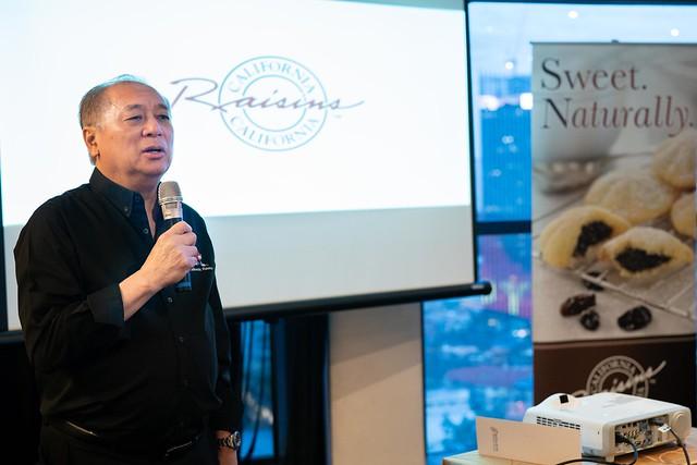 Richard Lieu - RAC's Trade Promotions Director for Malaysia