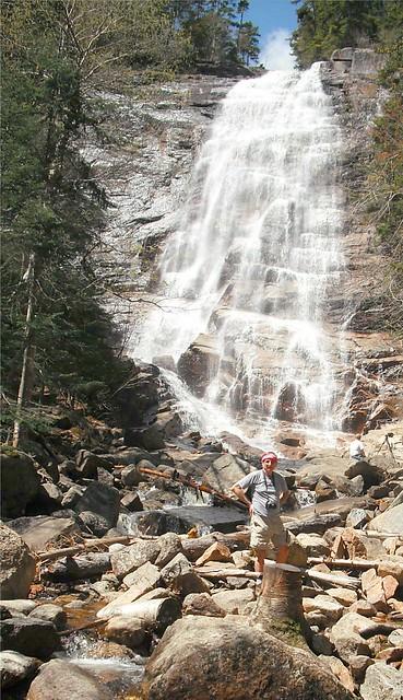 Artusia Waterfall in N.H.
