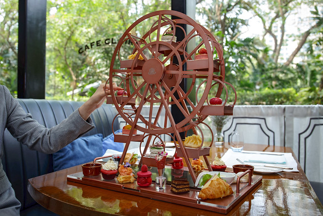Ferris Wheel Afternoon Tea 1