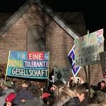 Gegen Kundgebung zum AfD Neujahrsempfang | 23. Januar 2020