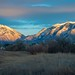 The Wasatch Range from the Salt Lake Valley