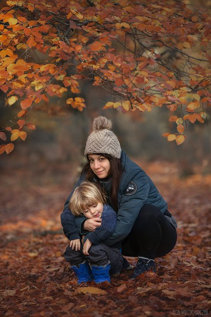 My lovely friend and her beautiful boy!