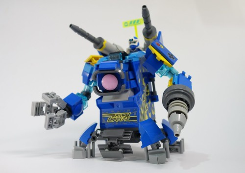 Shock Crawler 01