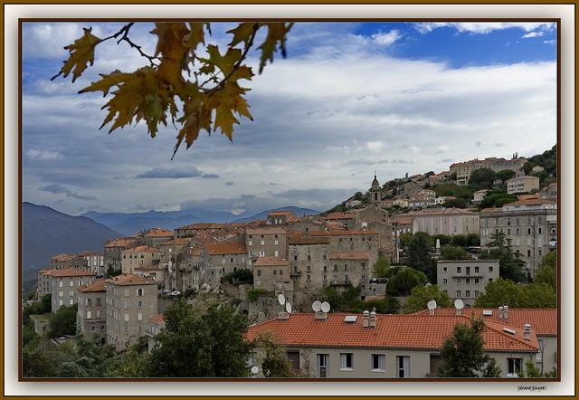 Sartène en Corse
