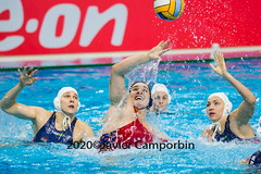34th LEN European WaterPolo Championships - Budapest 2020.