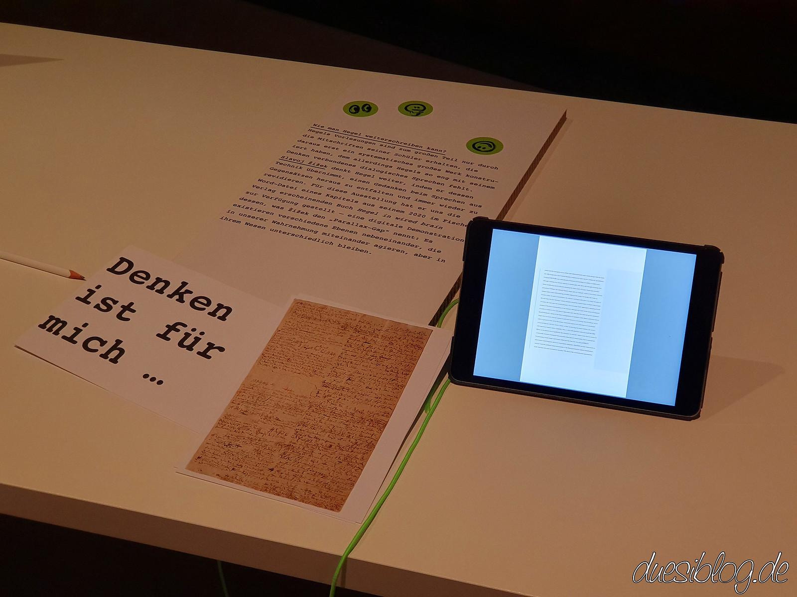 Schiller-Nationalmuseum Literaturmuseum der Moderne Marbach duesiblog 20
