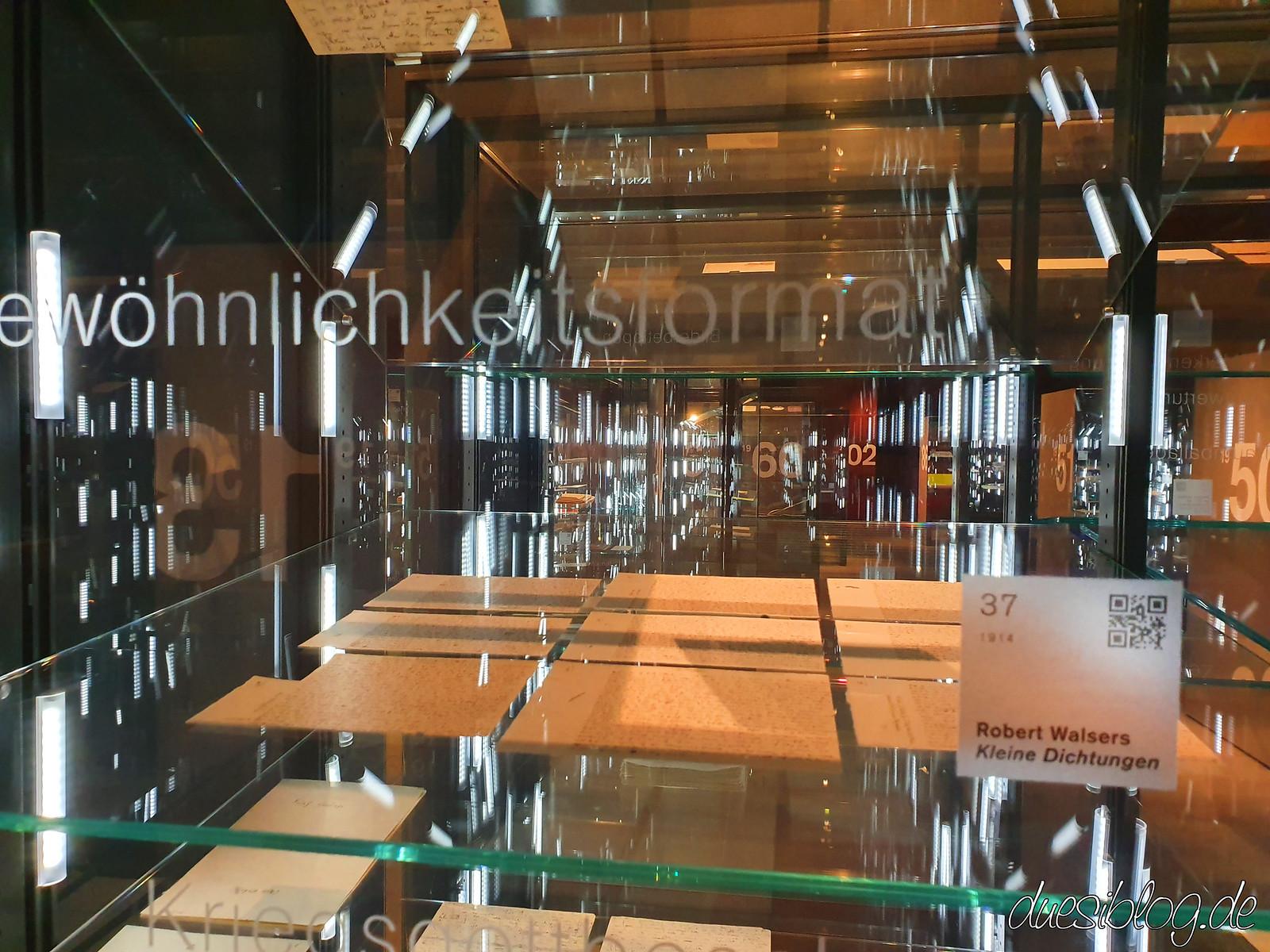 Schiller-Nationalmuseum Literaturmuseum der Moderne Marbach duesiblog 28
