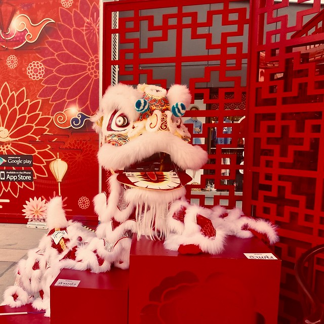 Chinese New Year has arrived!