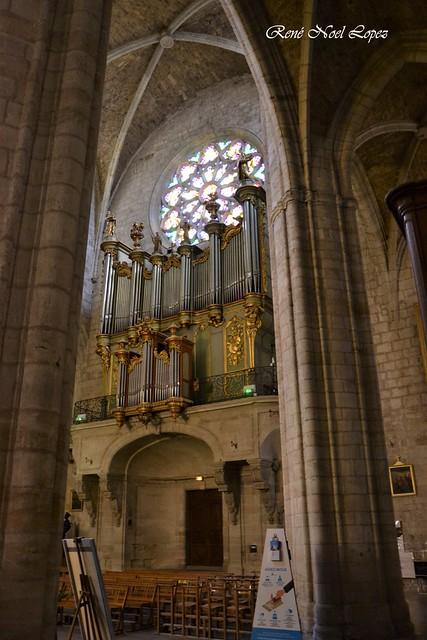 Cathédrale St Fulcran à Lodève Hérault 4